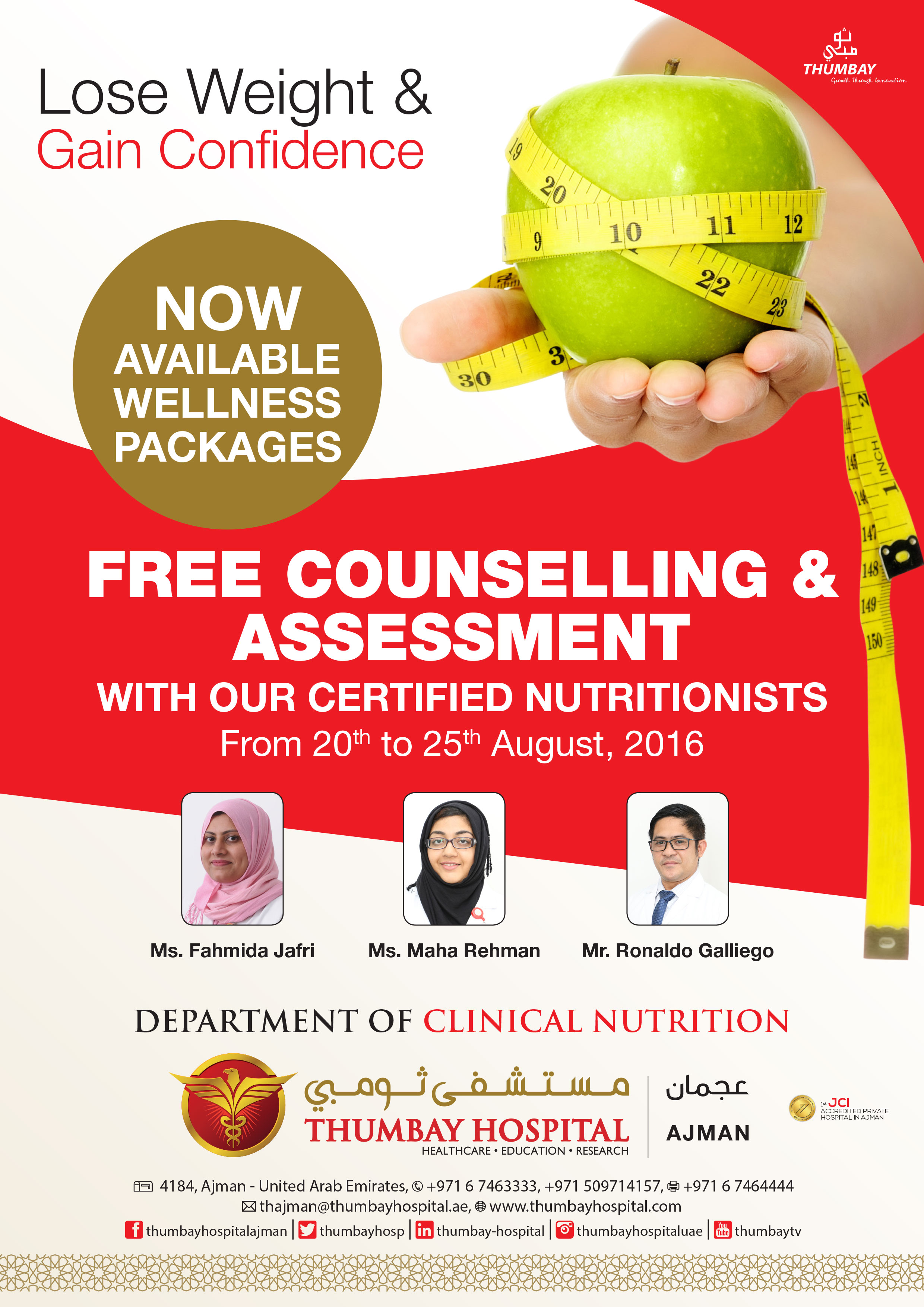Free Counselling & Assessment