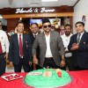 Cricketer Suresh Raina Launches New Range of Sugar Free Cakes at Blends & Brews Coffee Shoppe