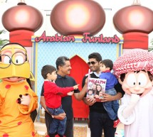 500 Babies, 4000 Visitors Attend 'Healthy Baby Contest and Exhibition' at Thumbay Hospital Dubai