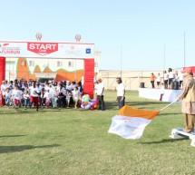 Body & Soul Health Club & Spa Conducts Annual Fun Run 2016 in Ajman