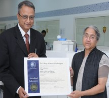 Gulf Medical University Research Center gets the most coveted 'CAP' Accreditation