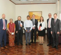 Dutch Healthcare Officials Visit Gulf Medical University