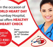 Fortnight-Long 'Healthy Heart Check' Camp at Thumbay Hospital Dubai