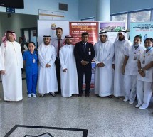 Thumbay Hospital Fujairah Conducts Free Health Camp at Ministry of Labour