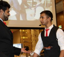 From Blends & Brews Nitish Saini (Cafe Manager) participated in 3rd UAE Barista Championship at Maiden Hotel, Dubai on 3rd-5th Nov 2011.