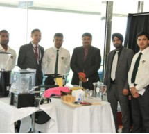 Blends and Brews Coffee Shoppe Participated in UAE Barista Championship