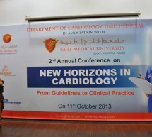 Second Annual Conference on New Horizons in Cardiology held at GMU