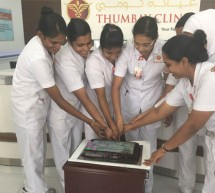 Thumbay Clinic Ajman Celebrates International Nurses Day