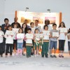 Body & Soul Health Club & Spa, Ajman celebrates 2nd Anniversary of its existence by hosting Annual Junior Football League, 2012.