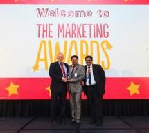 Body & Soul Health Club & Spa bags the prestigious Marketing Award, 2013.
