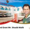 Cricketer Shoaib Malik to Visit Thumbay Hospital Dubai on November 21