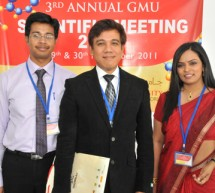 03rd Annual Scientific Meeting, 2011 held by Gulf Medical University, Ajman, U.A.E.