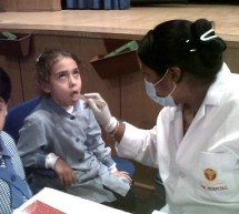GMC  Medical and Dental Specialty Centre, Sharjah reaches out to the students of Rosary School (Halwan).