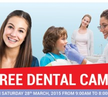 Thumbay Hospital Dubai to hold Free Dental Camp on 28th March 2015