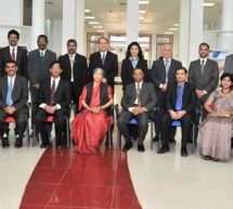 Gulf Medical University, Ajman conducts the 05th meeting of GMU Academic Council for the year 2011-2012.