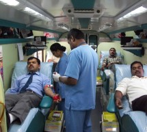 GMC Hospital, Ajman conducts Blood Donation Camp in association with Ministry of Health