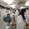 Blood Donation Camp organized by GMC Hospital, Fujairah