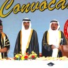 Ruler of Ajman awarded Degree Certificates to the Graduates of Gulf Medical University on 19th April 2010