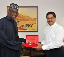 Defence Minister of Nigeria visits Gulf Medical University, Ajman