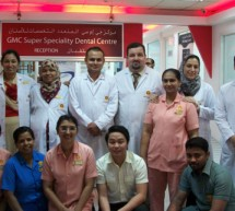 GMC Hospital, Ajman in association with Sensodyne Middle East holds two days free Dental Checkup Camp.