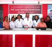 Two days free Dental Checkup Camp held by GMC Hospital, Ajman
