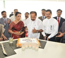 Body and Soul Health Club – Spa, The Terrace Restaurant , Ajman is visited by H.E. Dr. Veerappa Moily, Honorable Minister of Corporate Affairs, Government of India.