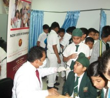 Free Dental Checkup and Awareness Camp organized by GMC Medical & Dental Specialty Centre at Delhi Private School, Sharjah.
