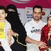 GMC Hospital, Ajman-U.A.E. conducts the Annual Healthy Baby Contest, 2011.
