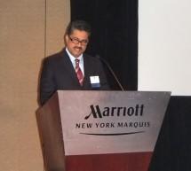 Gulf Medical University President Mr. Thumbay Moideen addresses International Association of University Presidents (IAUP) Triennial in New York, U.S.A.