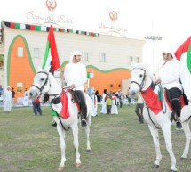 Body and Soul Health Club and Spas of Ajman, Dubai and Sharjah collectively celebrate the 40th U.A.E National Day.