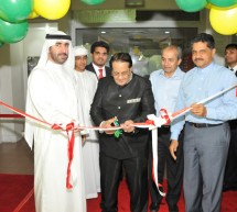 Grand opening of three Nutri Plus Vita Stores, a new brand by Retail Division of Thumbay Group