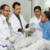 The Orthopedic Department of GMC Hospital Organized a FREE ARTHRITIS CAMP on 25th December 2009