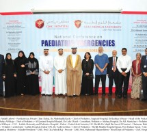 Leading Paediatricians from UAE honored by GMU during National Conference on Pediatric Emergencies