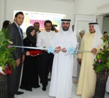 College of Pharmacy Labs inaugurated at Gulf Medical University, Ajman by H.E. Sheikh Dr. Majid Bin Saeed Al Nuami, Chairman-Rulers Court, Ajman