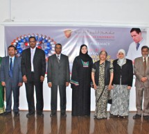College of Pharmacy, a constituent college of Gulf Medical University, Ajman organizes a seminar on Changing role of Community Pharmacist in improving patient's quality of life
