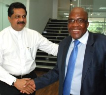 Gulf Medical University to established close ties with South Africa Ministry of Health and universities following the visit of H. E. Dr. Aaron Motsoaledi, Minister of Health, South Africa.