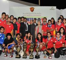 Biggest Inter-Collegiate ever held in U.A.E. by Gulf Medical University, Ajman