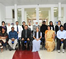 Center for Continuing Education and Community Outreach, Gulf Medical University, Ajman conducts Comprehensive Workshop on the Fundamentals of EKG.