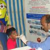 Health Screening  & Dental Check up Camp at Indian Academy School Sharjah