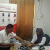 Thumbay clinic RAK Conducted Free Health Check Up Camp in DULSCO Staff Accommodation