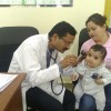 Thumbay Clinic Conducts Monthly Pediatric Health Checkup Camp at Chubby Cheeks Nursery RAK