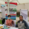 Thumbay Hospital Ajman Conducts Health Camp as a Part of UAE National Sports Day Event