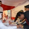 Thumbay Clinic Conducts Free Medical Camp at Red Crescent's Iftar Tent in UAQ