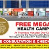 Thumbay Hospital Day Care to Conduct Free Mega Health Camp in Sharjah on December 8
