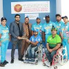 Thumbay Physical Therapy and Rehabilitation Hospital's advanced technology enables Indian wheelchair cricketer to walk for the first time in 11 years