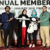 Winner of Body & Soul Health Club's Mega Car Raffle Draw Takes Home Brand New Mitsubishi Pajero