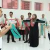 Workshop on the Recent Concepts in Shoulder Management Held at Gulf Medical University