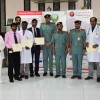 Thumbay Hospital Day Care – Rolla, Sharjah, Successfully Conducted a Health Checkup Camp at Ministry of Foreign Affairs – Sharjah