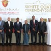 Gulf Medical University's White Coat Ceremony Welcomes New Students; Establishes Student Community of 80 Nationalities