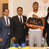 IBF Heavyweight Champion Anthony Joshua Visits Body & Soul Health Club Ajman